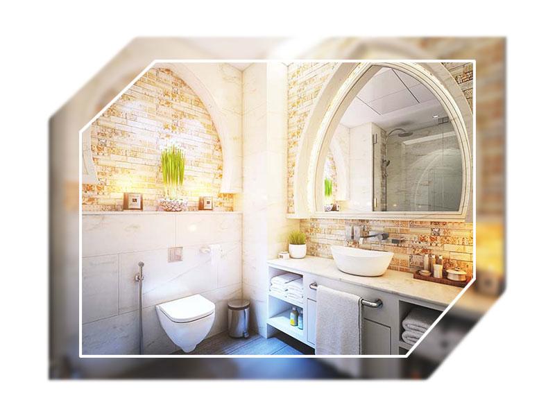 Badezimmer Fliesen Neubau