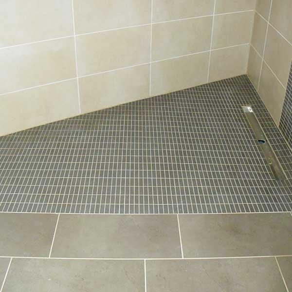Barrierefreie Dusche Ablauf